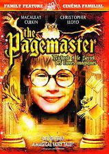 PAGEMASTER (DVD, 2007) NEW