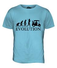 Carro Golf Evolution Of Man Parte Superior el Hombre Camiseta Tee Giftsport