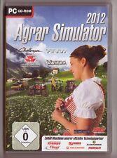 Agrar Simulator 2012 Bauernhof Landwirtschaft Traktor PC Spiel