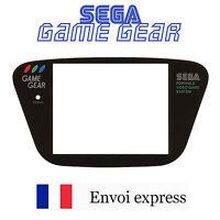 Ecran Sega Game Gear Screen Noir Black [Vitre de remplacement GG] FRANCE