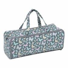Bolsa de tejer hobbygift Bolsa De Artesanía Coser Hilo de almacenamiento Diseño Woodland