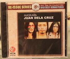 Juan Dela Cruz-Maskara Philippines psych cd