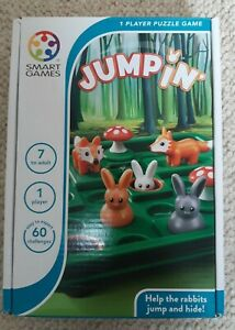 Smart Games Jump In rabbit puzzle game