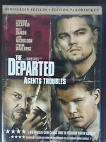 The Departed (DVD, 2007, Canadian)