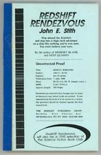 Redshift Rendezvous by  John E Stith Uncorrected Proof
