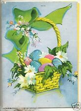 Easter Restaurant Menu  The Waldorf Astoria w/ Passes St. Patrick's Cathedral 79