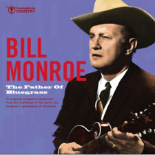 Bill Monroe : The Father of Bluegrass CD (2011) ***NEW***