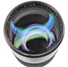 Soligor 200mm f2.8 Nikon Ai mount  #3790176
