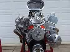 CHEVY 383  TURN KEY STROKER  ROLLER  ENGINE 450 PLUS HP CR# EHRO - 07