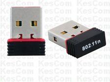 Mini LAN Wireless WiFi USB 2.0 Dongle USB Stick 150Mbps 802.11n auch Windows 10