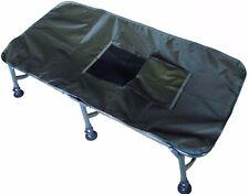 Safety Carry Bag Foldable Framed Carp Fishing Unhooking Fold Cradle Dark Green
