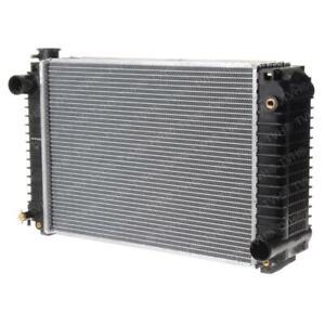 Hyster 4038256, RADIATOR (W/O Oil Cooler)(GM 4.3) (LPG) Forklift H80FT