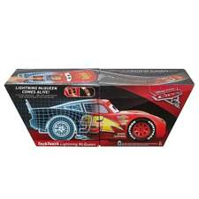 Disney Pixar Cars 3 Tech Touch Lightning McQueen 300+ Movie Sounds Racing NEW