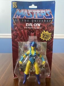 Masters Of The Universe Origins Evil-Lyn Retro Action Figure 2020