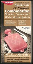 Faultless Premium Combination Douche, Enema & Water Bottle - New in Box