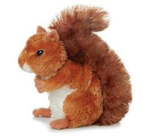 Aurora 7-inch Flopsie Teddy Squirrel Soft Toy