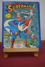 SUPERMAN ALBUM- SUPERMAN ROSSO E SUPERMAN BLU