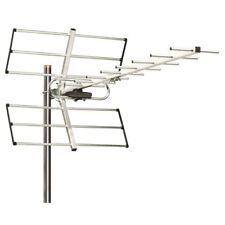 Antenna esterna da tetto UHF a larga banda per segnali DVB 15 elementi