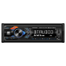 Dual XRM59BT Single Din Mechless Bluetooth Usb And Aux Digital Receiver
