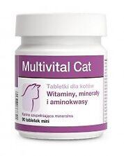 Multivital Cat 90 mini tabs Vitamins Minerals