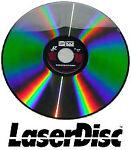 Vintage Laserdiscs Australia