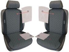 Coppia Schienali Copri Sedile per Hyundai ix35 personalizzati con ricami