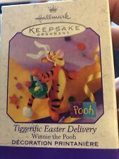 Hallmark Ornament Tiggerific Easter Delivery Ornament Springtime Easter