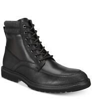 Alfani Men's Patrick Moc-Toe Utility Boots Black Size 8 M
