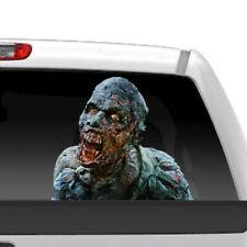 Zombie Walking Dead Realistic Tailgate Hood Window Decal Vehicle Truck Car Vinyl