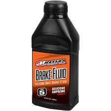 Maxima Brake Fluid DOT 5 500ML #80-81916