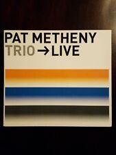 Pat Metheny Trio Live, CD