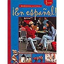 McDougal Littell ¡en Español!: McDougal Littell ?en Espa?ol! : Student...