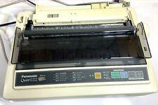 Vintage Panasonic KX-P2130 Quiet Printing 24 Pin Dot Matrix Printer