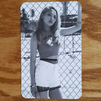 Somin Official Photocard KARD 1st Mini Album Hola Hola Kpop Genuine