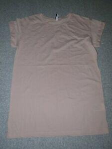 Taille XS magnifique long t-shirt H&M EXCELLENT ETAT