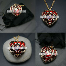 Legend of Zelda Skyward Sword Heart Containers Necklace with Gift Bag