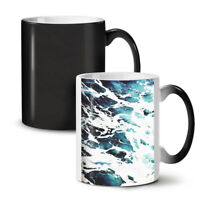 Sea Beautiful Life NEW Colour Changing Tea Coffee Mug 11 oz | Wellcoda