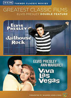 Jailhouse Rock/Viva Las Vegas DVD 2 Pack (DVD, 2014, 2-Disc Set) Elvis Presley