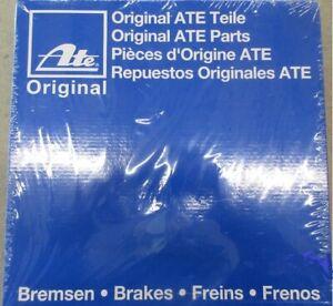 ATE Herstellernummer 24.0124-0203.1 - 2x original Bremsscheibe Bremsscheibensatz
