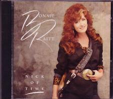 Bonnie Raitt Nick Of Time CD Classic 80s Rock