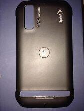 Motorola Photon Back Batter Cover For Sprint