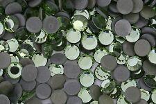 Swarovski   HOTFIX  2000  Peridot   Rhinestones 144 pieces  34ss