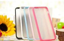 New Apple iphone 5 5G TPU bumper+hard back case phone case cover Protector