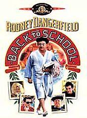 Back to School DVD Alan Metter(DIR) 1986