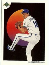 1991 Upper Deck Kansas City Royals 29 card Team Set plus hologram card
