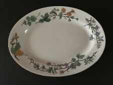"""Woodhill By Citation Oval Platter 11 3/4"""""""