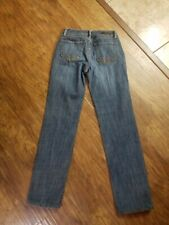 Ladies Christopher Blue Stretch Jeans Size 2