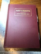 1936 Facts And Phagocytes Burr Ferguson Quack Medicine B18