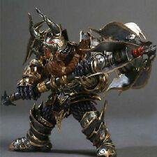World of Warcraft: Dwarf Warrior Thargas Anvilmar Action Figure Model Wow