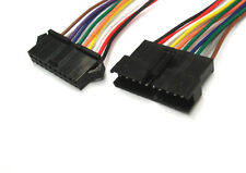 JST SM 2.5 10P SM 2.5mm Pitch 10Pin Connector Male & Female with 1007 26AWG x 20